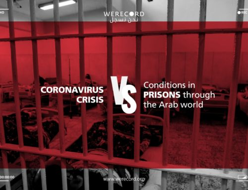 A Statement on Coronavirus Crisis and the Egyptian and Arab Prisons Conditions