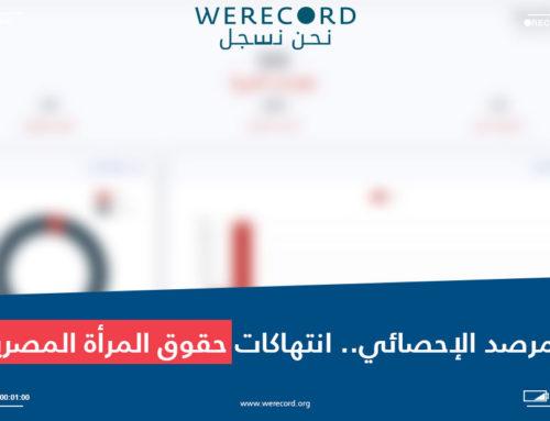المرصد الإحصائي .. انتهاكات حقوق المرأة المصرية